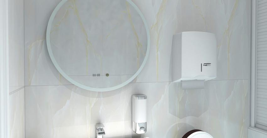 Сауна Fun Interior Design Render