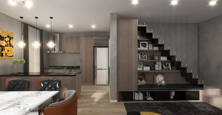 CASA CIRO Interior Design Render