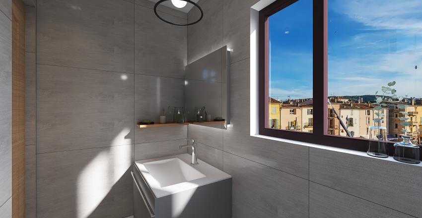 PEQUEÑO BAÑO Interior Design Render