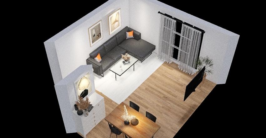 version 7 Interior Design Render