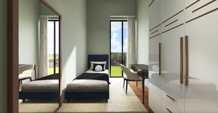 Bernal Interior Design Render