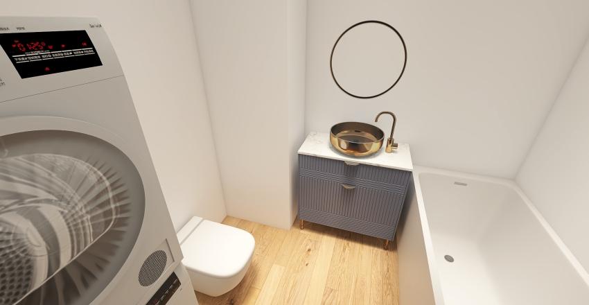 Lazienki Interior Design Render
