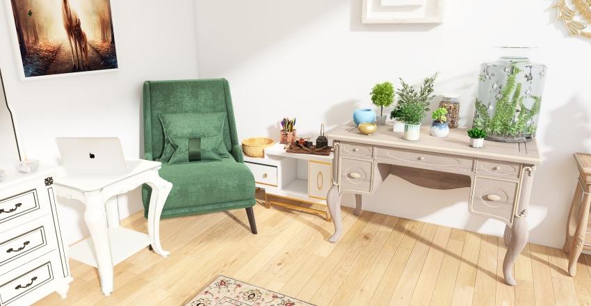 tienda esoterica Interior Design Render