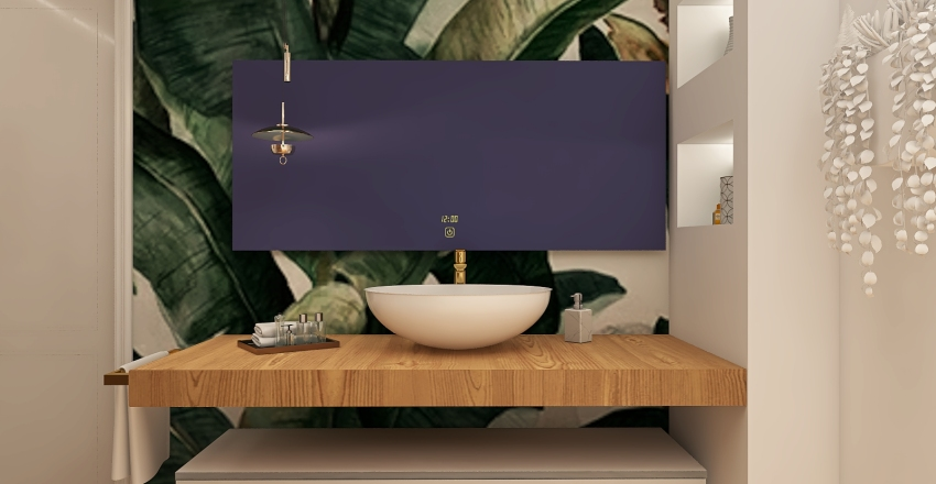 CASA PF Interior Design Render