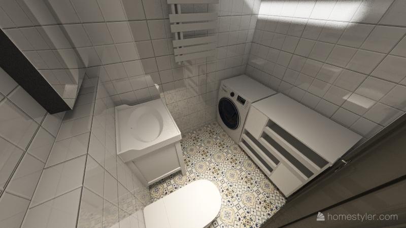 Zuz 5 Interior Design Render