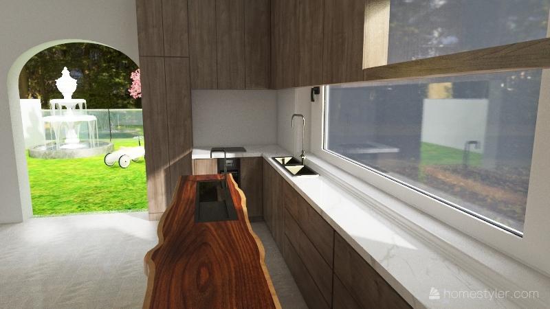 tareas casa prueba Interior Design Render