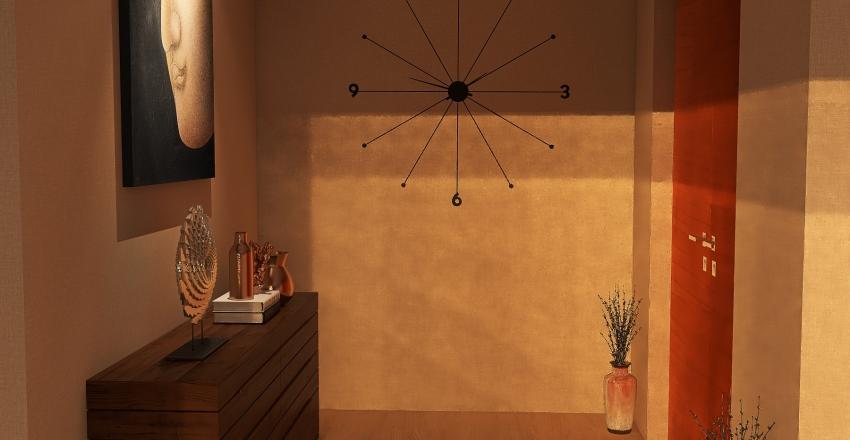 2 BHK APARTMENT BY ICONIC DESIGNS IND Interior Design Render