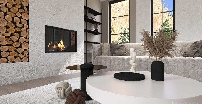 FORESTRY GATES Interior Design Render