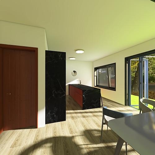proyectodeviviendaunifamiliar1raplanta Interior Design Render