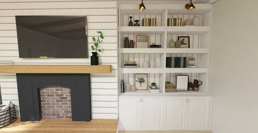 JuliaConnorsFinalProject Interior Design Render