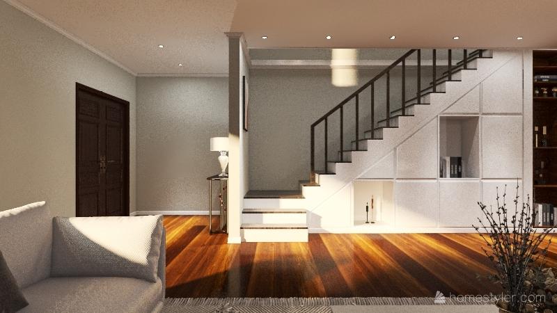 Depa Chicago Interior Design Render