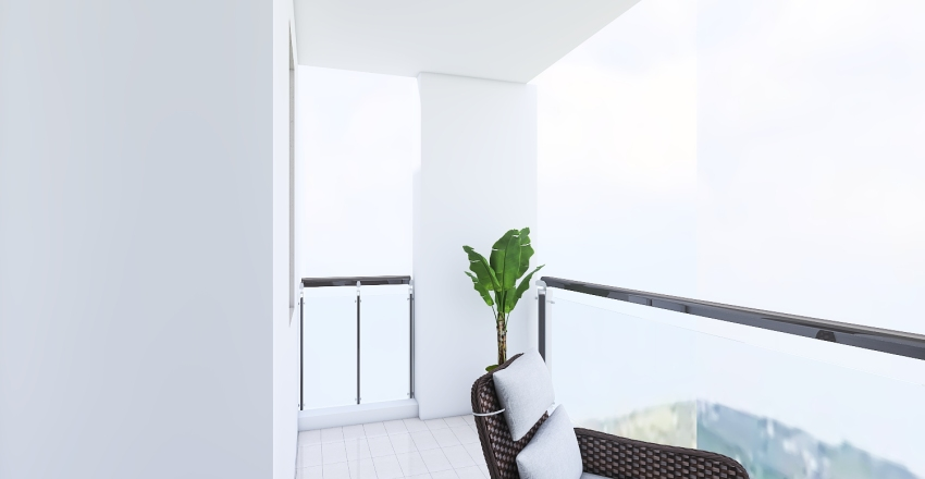 app. 16 ed. A Sedr. Interior Design Render
