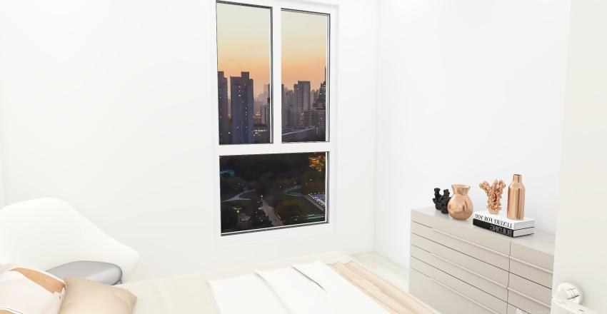 Uptown Residence Interior Design Render