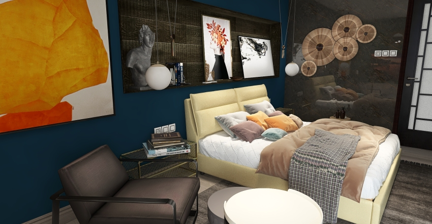 evim evim Interior Design Render