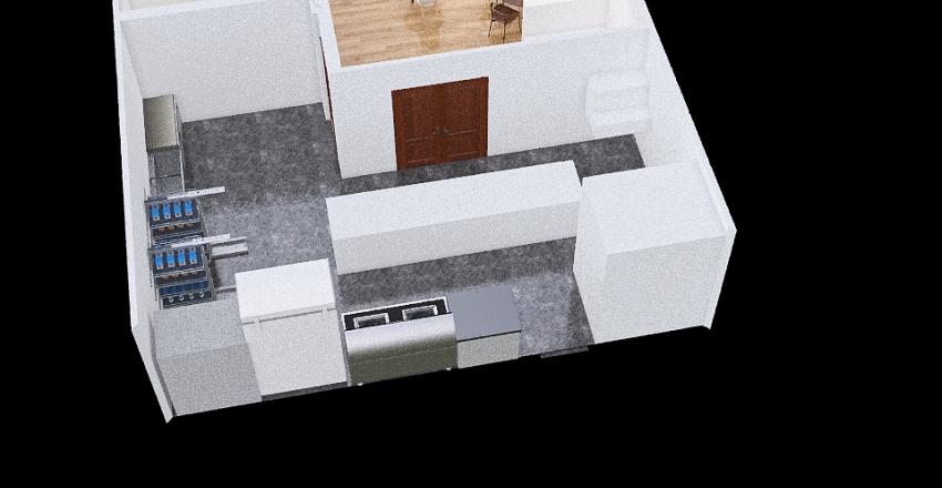 huppersdeliousdeli Interior Design Render