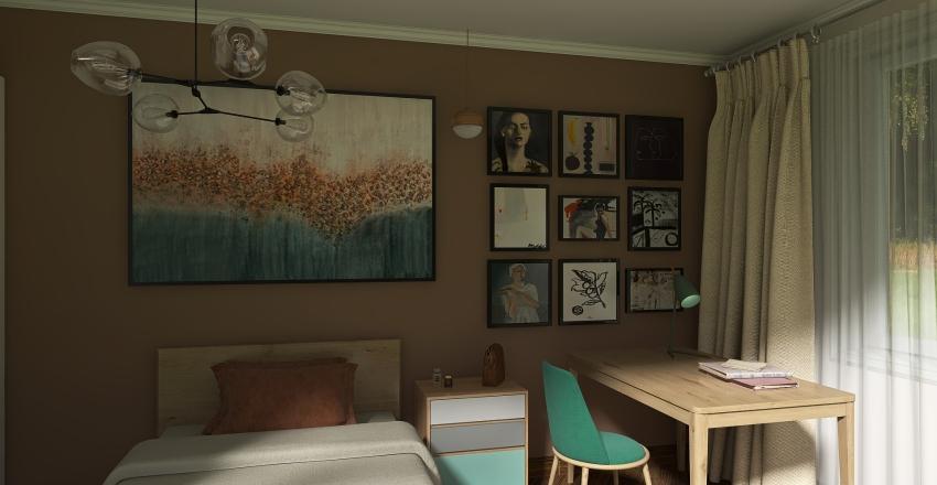 Arina room Interior Design Render