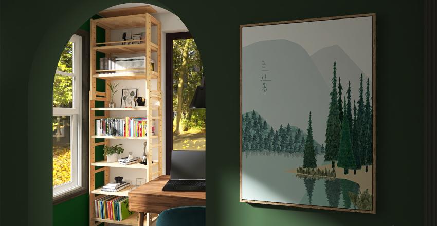 Tiny for E Interior Design Render