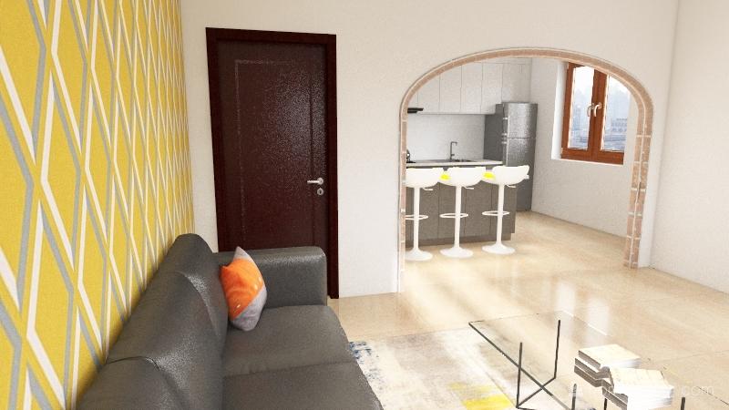 13-27 Interior Design Render