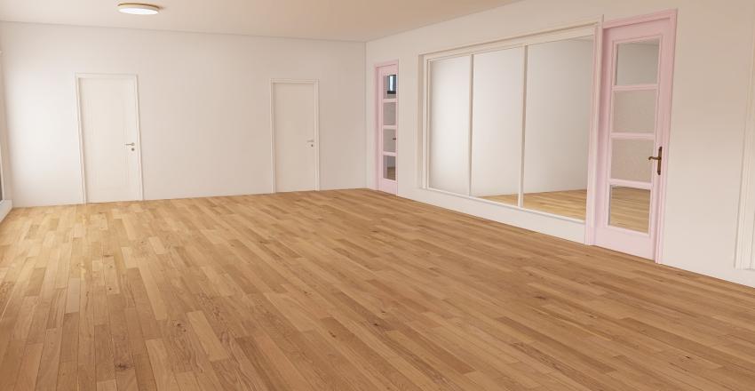 The Balancing Act Studio Interior Design Render