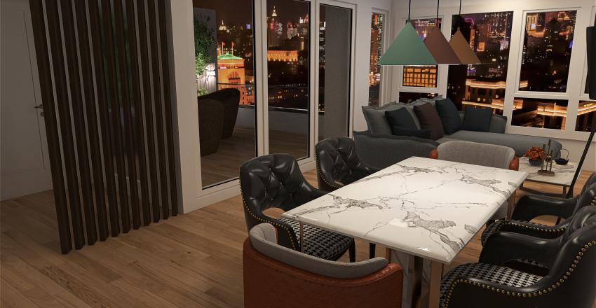 ORENSE Interior Design Render