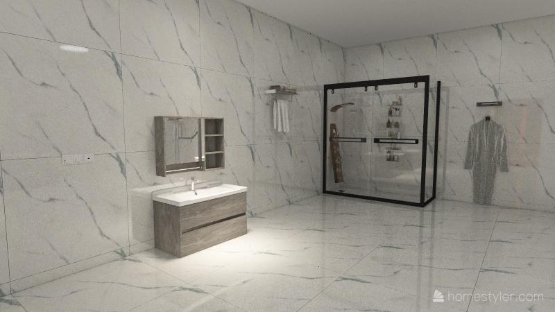 AO Assign Pratyaksha Interior Design Render