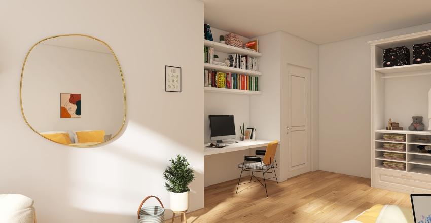naturally Interior Design Render