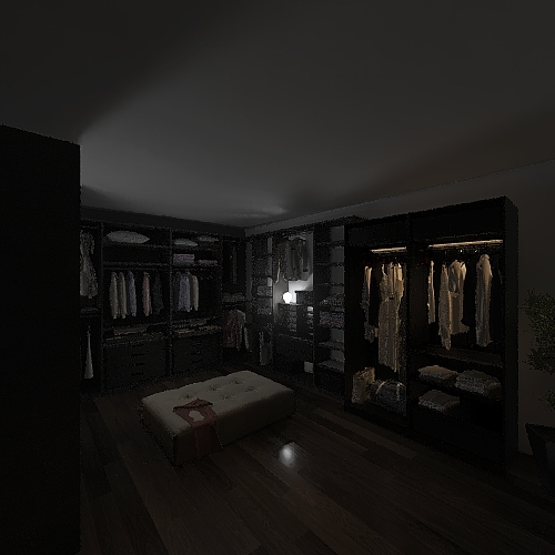 Jeon Jungkook Interior Design Render