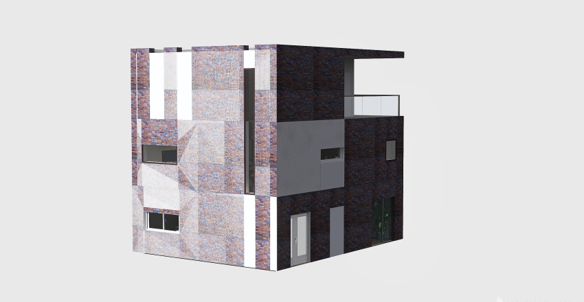Lies 2 Full House new Correct Wall Height Interior Design Render