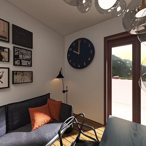 Mappano A5.2 Interior Design Render