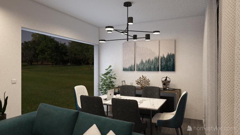PROYECTO FINAL (PART1) Interior Design Render