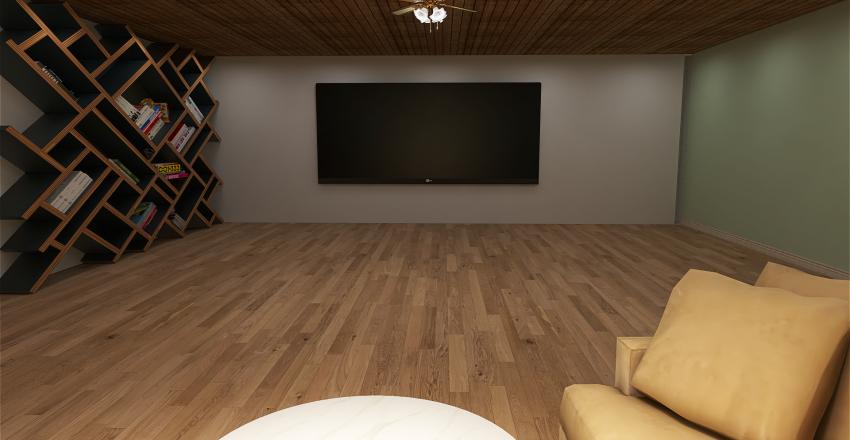 My Sister's Dream House Interior Design Render