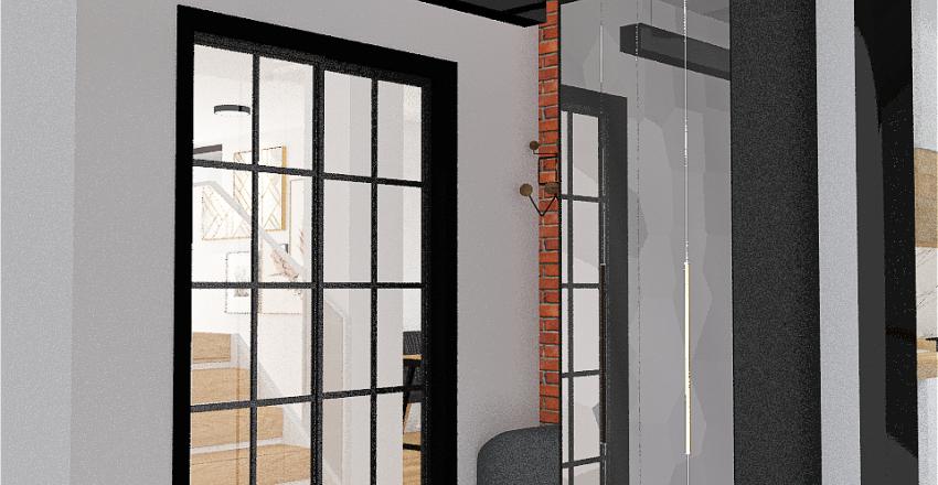 Copy of Kopia - Raszyn47 - schody Interior Design Render