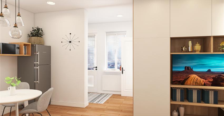 tatas bina Interior Design Render