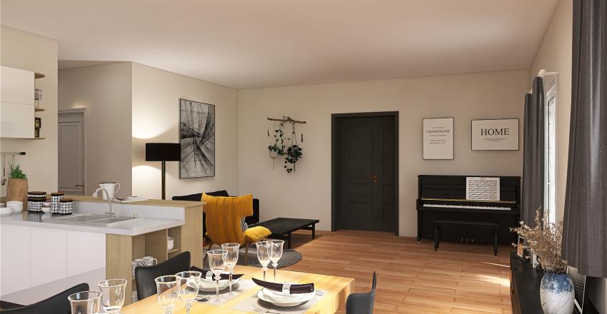 Tosetti 4A 275 - Biella Interior Design Render