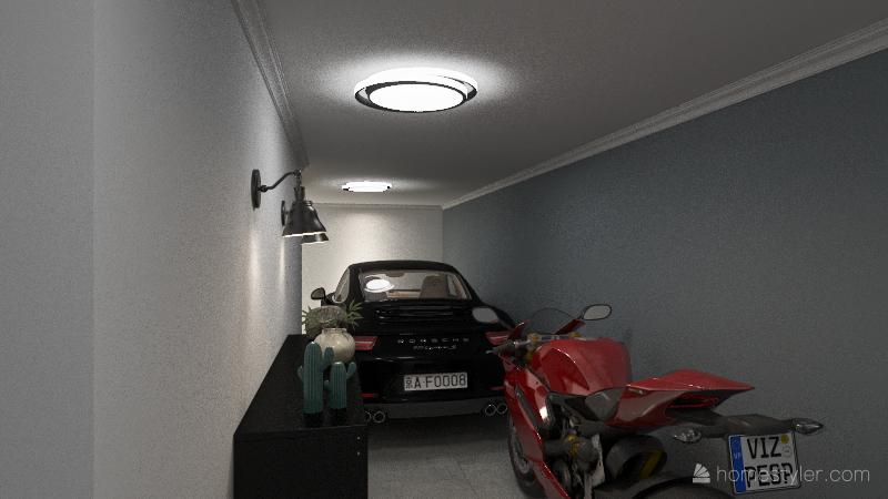 Valita casita Interior Design Render