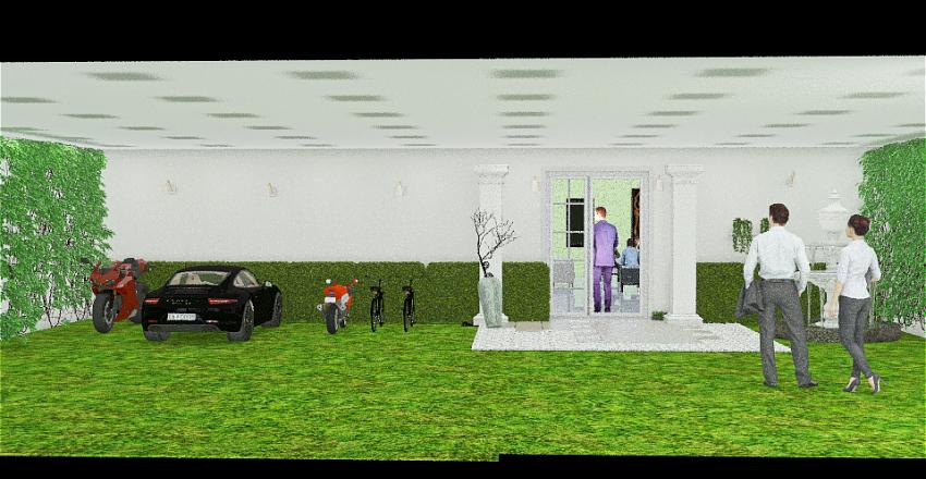 ESCENARIO ARQUITECTURA Interior Design Render