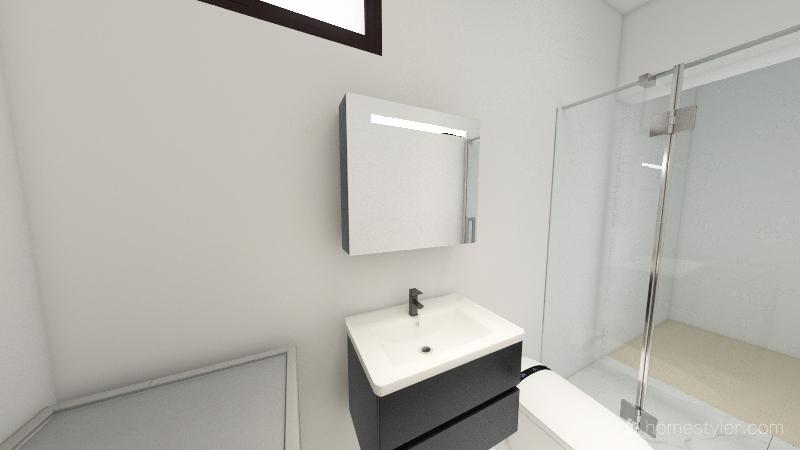 Bacina Prizemlje v7 Interior Design Render