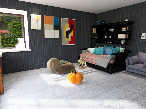 Kylie´s Homestyler Project Interior Design Render