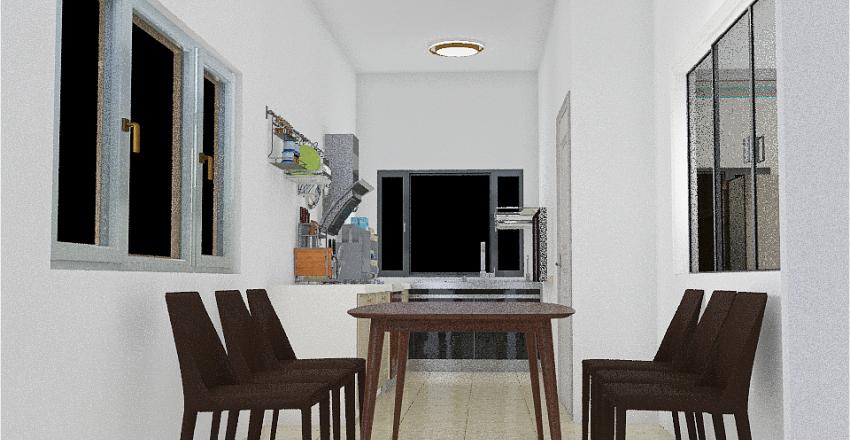 Copy of ห้องครัว V.3 Interior Design Render