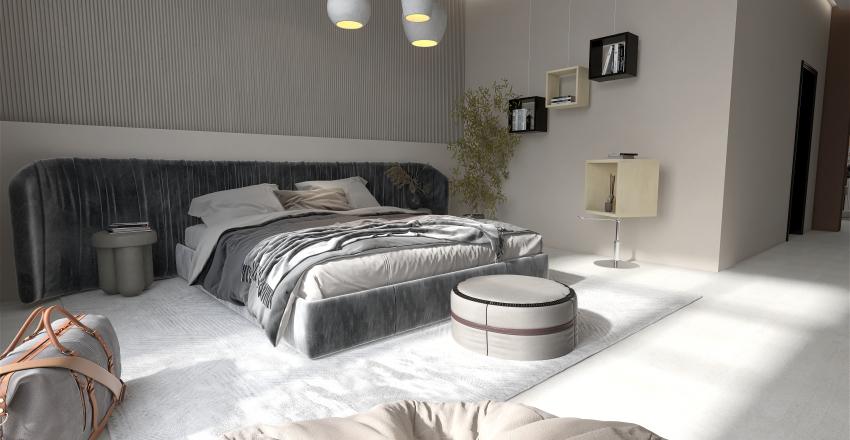 Apartamento remodelado Interior Design Render