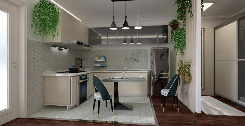 ABSOLUTUL Interior Design Render