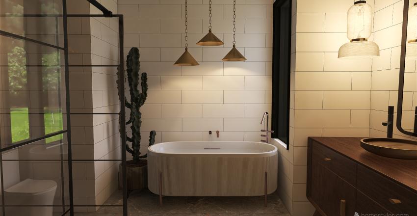 Undefined Bateman Spec Home Interior Design Render