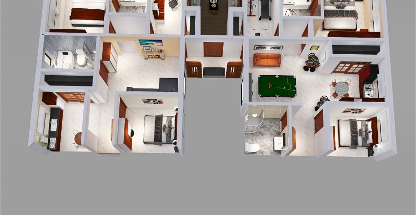 sunparadise734_Rev5 Interior Design Render