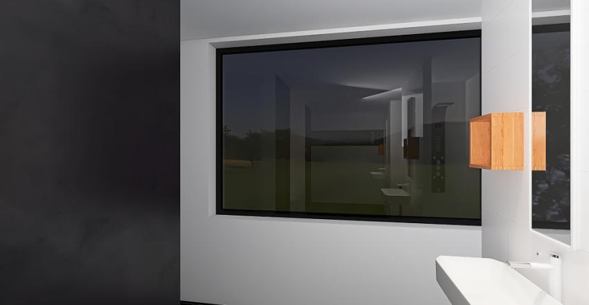 Badkamer Interior Design Render