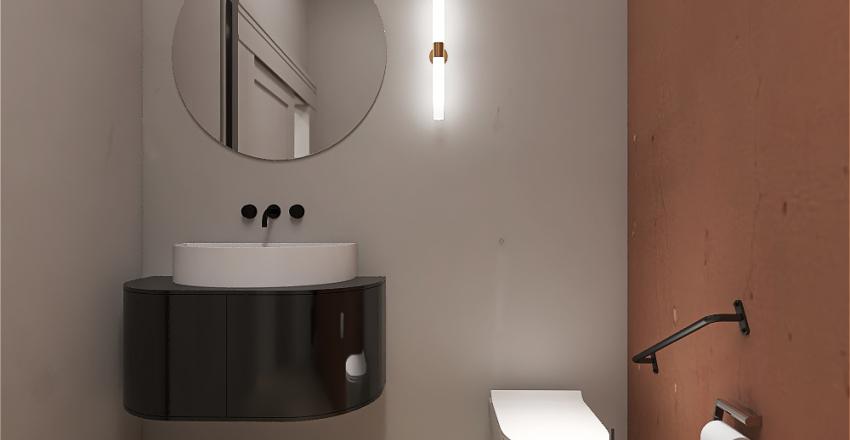 Centro estético Oasis Interior Design Render