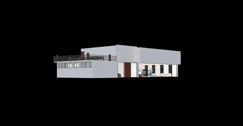 Escenario Laboral_1911580 Interior Design Render