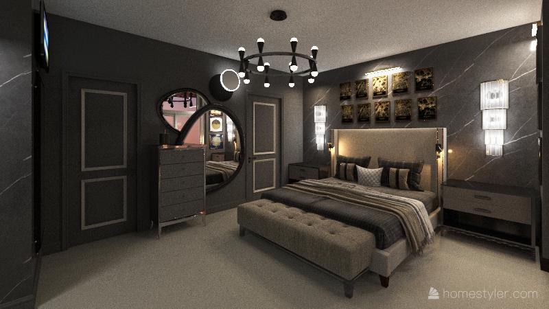 Arlington Current - MS-2 Interior Design Render