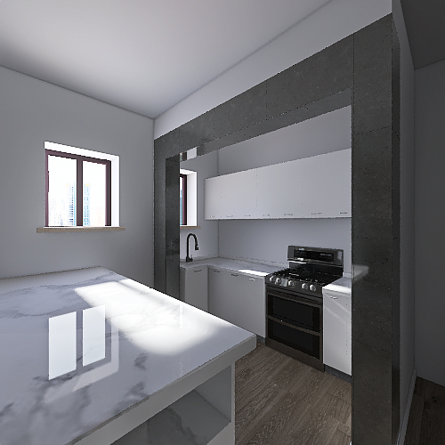 Casa tia Interior Design Render