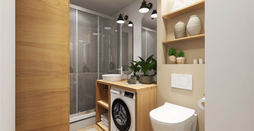 Projet Dalla Interior Design Render