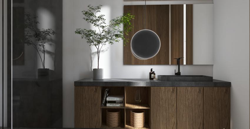 MODERN APARTMENT IN CHINA Interior Design Render